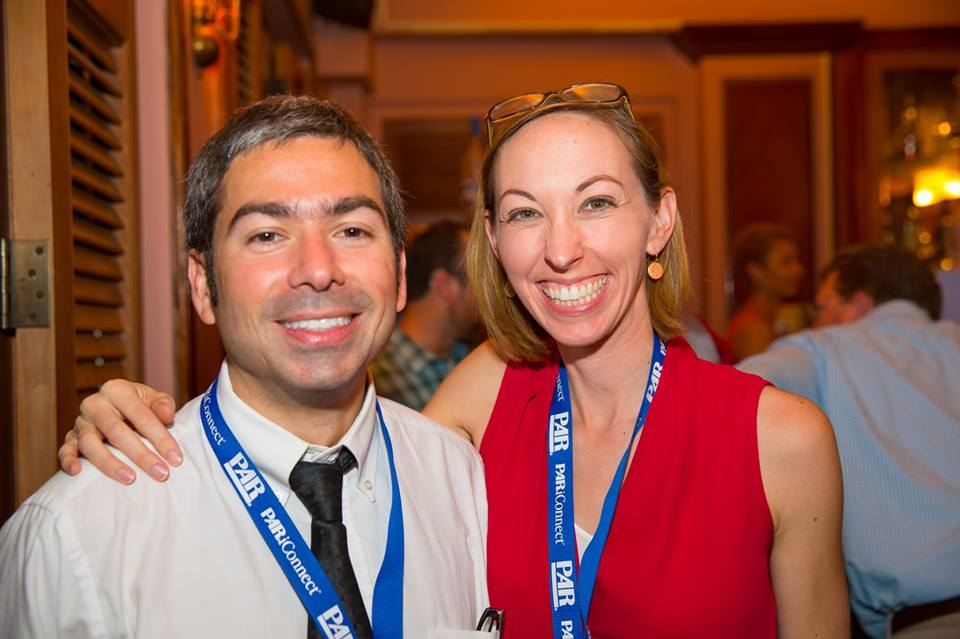 NAN 2014 in Puerto Rico: ANST Officers Octavio and Kelly